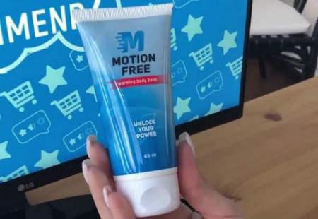 balsam gel motion free dureri de spate
